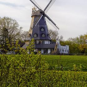Windmühle in Mölln