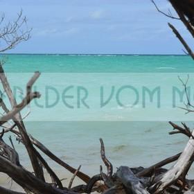 Das karibische Meer ladet zum Bade | Fotoausstellung Bilder vom Meer aus Kuba