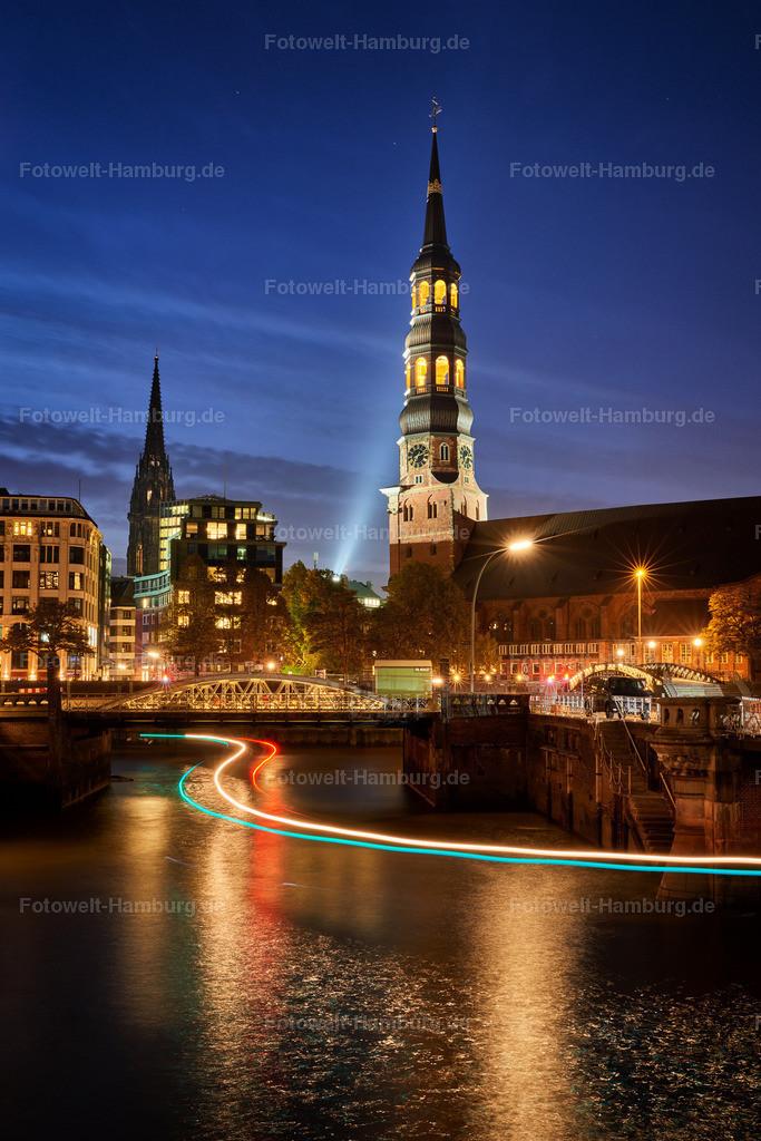 12014822 - Katharinenkirche zur blauen Stunde
