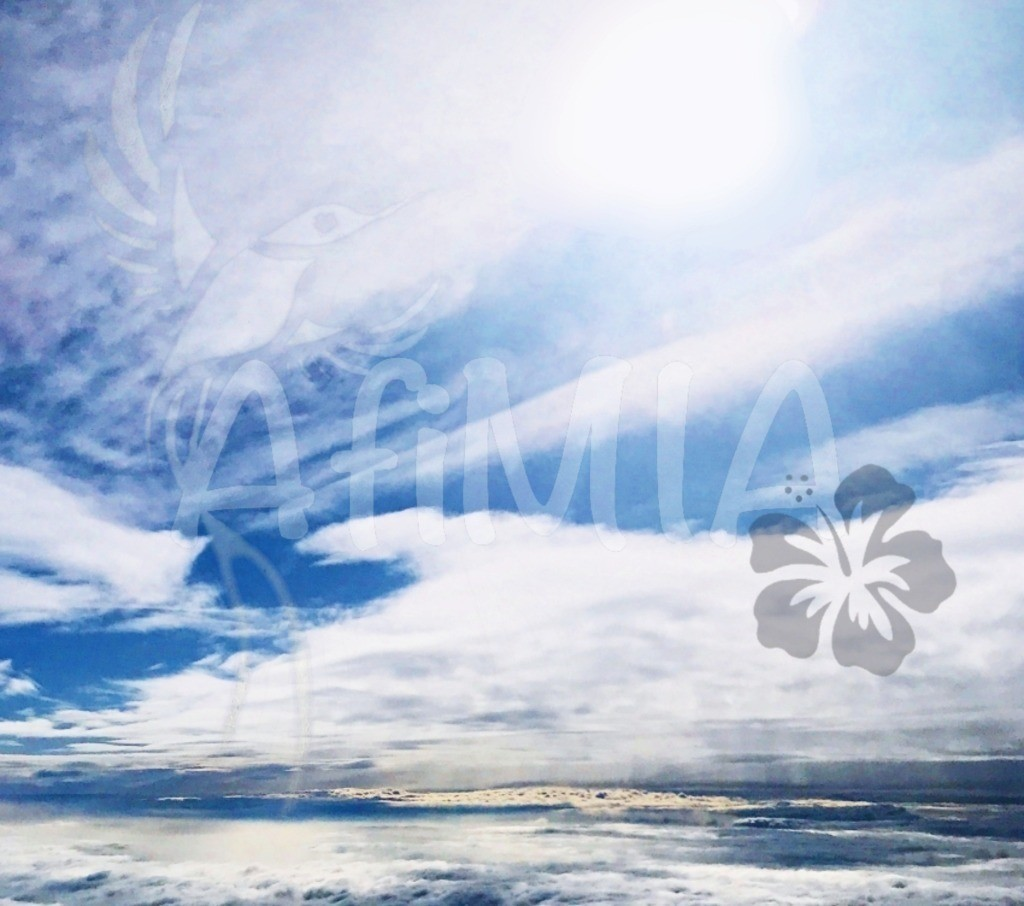 Bild des Monats September 2018   Über den Wolken