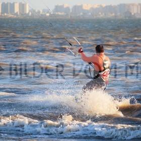 Kitesurfing Bilder vom Meer | Kite Bilder Mar Menor, Spanien