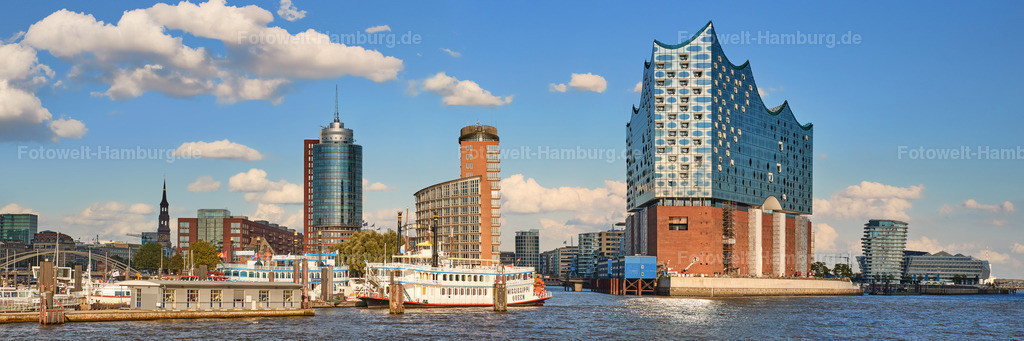 11884671 - Hafen City Skyline