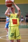 Foto: Michael Stemmer | © Michael Stemmer Basketball Datum: 8.10.2017 Spiel: Damen SC Rist gegen BC Rendsburg Anna Voß   (SC Rist)