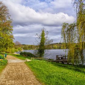 Frühling am Möllner See