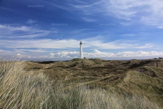 Leuchtturm Nr Lyngvig Dänemark