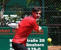 Foto: Michael Stemmer | © Michael Stemmer Tennis, Verbandsliga Männer Datum: 27.5.2017 Spiel: LTC Elmshorn – Heikendorfer SV  Younes Hemeicheh   (LTC Elmshorn)