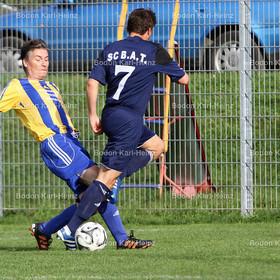 56 | 2 Dirk Walther - 7 Dirk Spöri ja Herr Walther so entsteht halt ein 11 Meter... danach stand es 1:1
