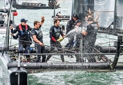 The Louis Vuitton America's Cup World Series in Portsmouth | 24/07/16 - Portsmouth (UK) - 35th America's Cup 2017 - Louis Vuitton America's Cup World Series Portsmouth