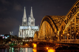 Kölner Dom klassisch