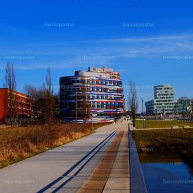 Moderne Architektur Wilhelmsburg