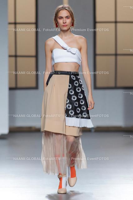 Mercedes Benz Fashion Week Madrid, 09.2016, primavera/verano 2017