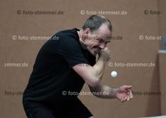 Foto: Michael Stemmer | © Michael Stemmer Tischtennis, Kreismeisterschaften Datum: 5.11.2017 Jan Leowald (TSV Sparrieshoop)