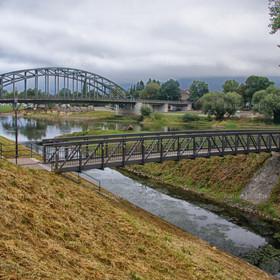 Weserbrücken die Zwei | SONY DSC