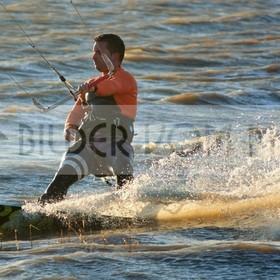 Kitesurfen Bilder Spanien | Kitesurfen in San Pedro del Pinatar, Spanien