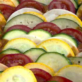 Ratatouille | Ratatouille, Gemüsespezialität aus der Provence