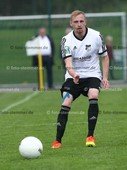 Foto: Michael Stemmer | © Michael Stemmer Datum: 13.8.2016 Fußball, Verbandsliga Süd- West 2016- 2017 VfR Horst gegen SV Schackendorf Oliver- Benjamin Kuck  (VfR Horst)