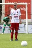 Foto: Michael Stemmer   © Michael Stemmer Fußball, Oberliga- Hamburg, Saison 2016- 2017 Datum: 31.7.2016 Spiel: SV Rugenbergen gegen FC Süderelbe Dennis von Bastian (SV Rugenbergen)