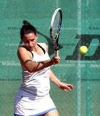 Foto: Michael Stemmer | © Michael Stemmer Tennis, Frauen30, Aufstiegsspiel zur Nordliga Datum: 10.9.2016 Claudia Grosse   (Schenefelder TC)