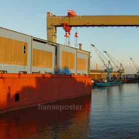 Sietas Werft in Cranz
