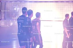 2016_023_BLM_BRVolleys-Netzhoppers | Stimmung bei der Mannschaftsvorstellung der BR Volleys