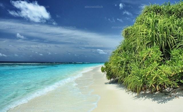 Strandansicht