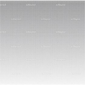 grey gradient grid on white