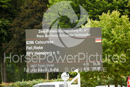 RFV Heinsberg - Prüfung 52-3075