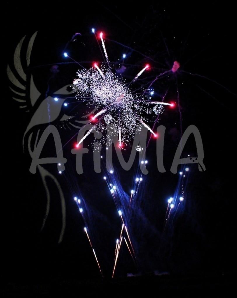 Feuerwerk_34 wuma2018 | Leuchtender Himmel beim Feuerwerk des Dürkheimer Wurstmarkt 2018