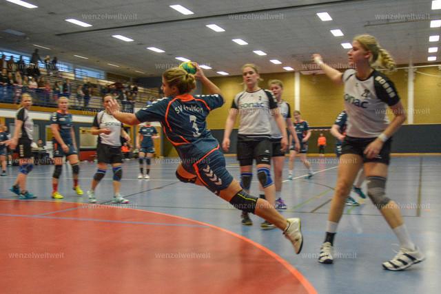 Attacke | SW Osterfeine - SV Holdorf
