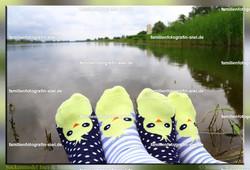 03 2016 06 15  IMG_1011 - In Groß Neuendorf - Sockenmodel Ines _ Simone