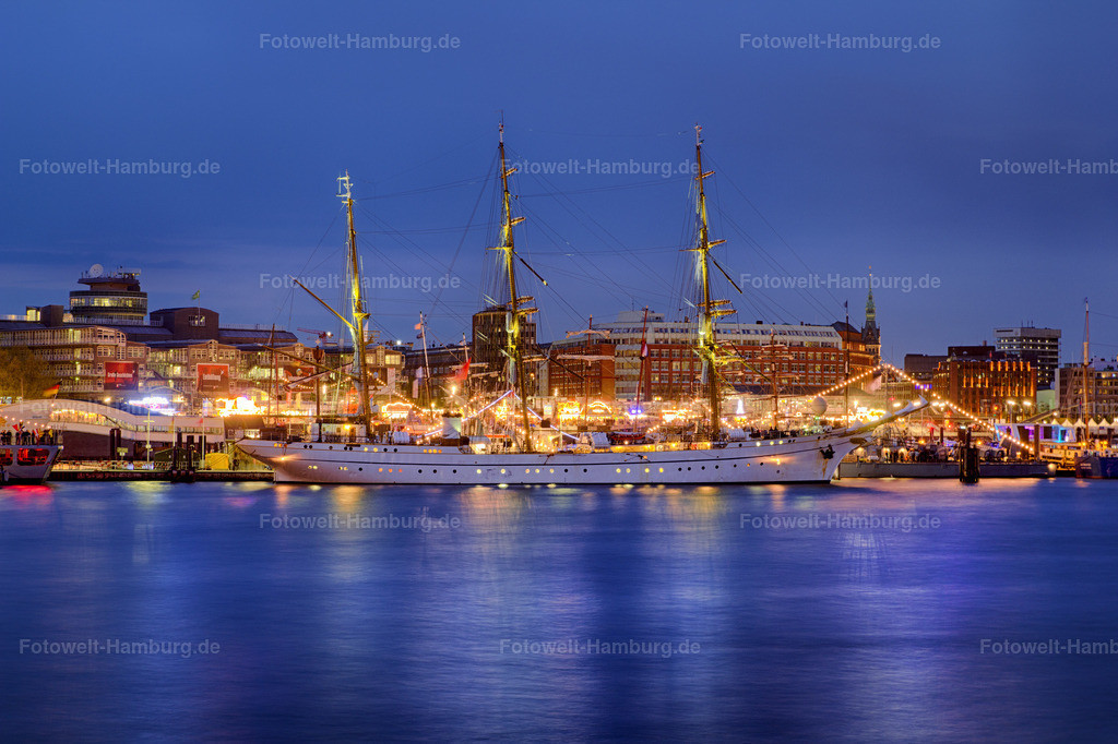 11904681 - Gorch Fock in Hamburg