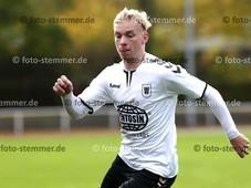 Foto: Michael Stemmer | © Michael Stemmer Fußball, Oberliga- Hamburg, Saison 2017- 2018 Datum: 5.11.2017 Spiel: Wedeler TSV – FC Teutonia 05  Tim Jeske  (TSV Wedel)