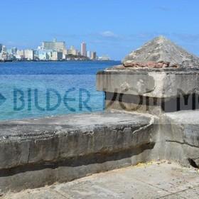 Der Malecón in Havanna  | Kuba Bilder vom Meer