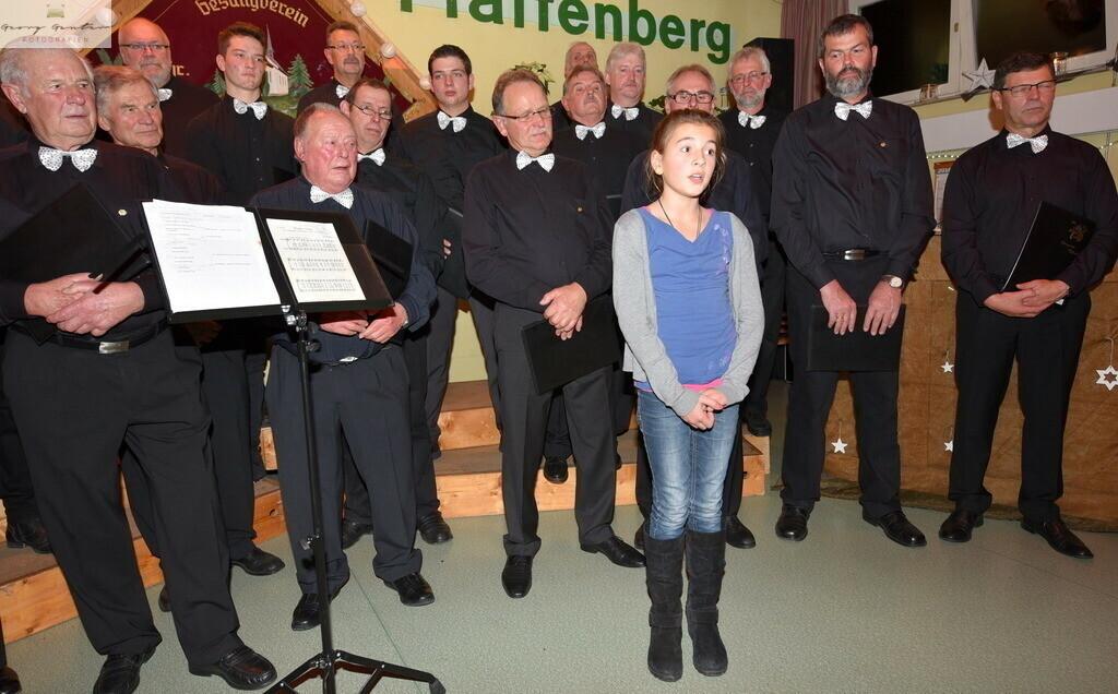 Konzert | Auftritt der jungen Sängerin Anne Sutter