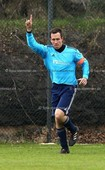 Foto: Michael Stemmer | © Michael Stemmer Fußball Bezirksliga West- Saison 2015- 2016 Datum: 3.4.2016 Spiel: TSV Sparrieshoop gegen SC Ellerau Jubel nach dem 0:1 für (SC Ellerau): Simon Maurischat